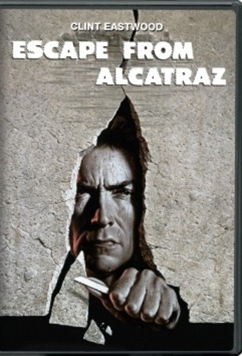 DVD : Escape From Alcatraz (Widescreen, Dolby, , Dubbed)