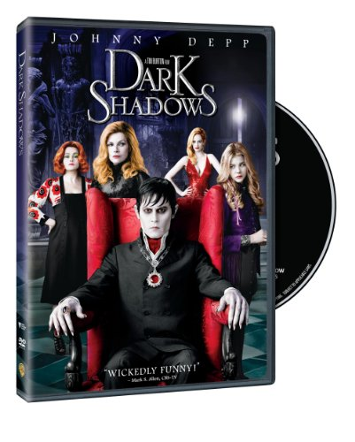 Dark Shadows - Blue Johnny Depp