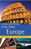 First Time Europe, Doug Lansky, 184353407X
