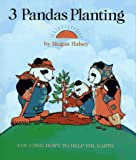 Three Pandas Planting, Megan Halsey, 0027420353
