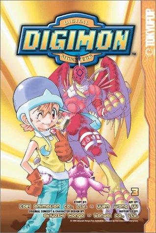 Digimon 3 (Manga Digimon)