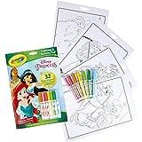 Crayola Disney Princess Coloring and Activity