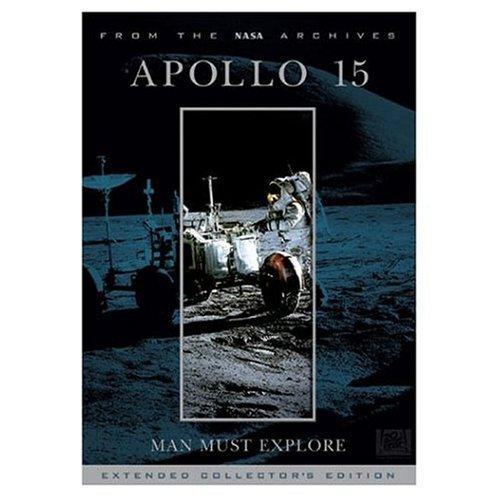 Apollo 15: Man Must Explore (Apollo 15 Dvd)