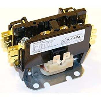 icp single pole / 1 pole 30 amp replacement condenser contactor for old  part 3100-