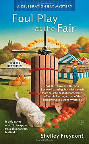 book cover of Foul Play at the Fair