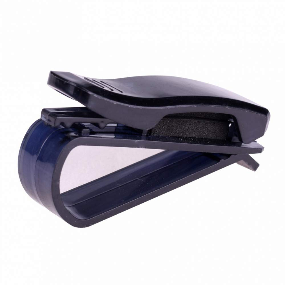 WBXHZYDGJ Wholesale car Fastener Clip car Visor Sunglasses Glasses Glasses Bank Card Pen Portable Gripper