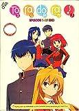 TORADORA (Chapter 1-25 End) with OVA (***English Dubbed*** )