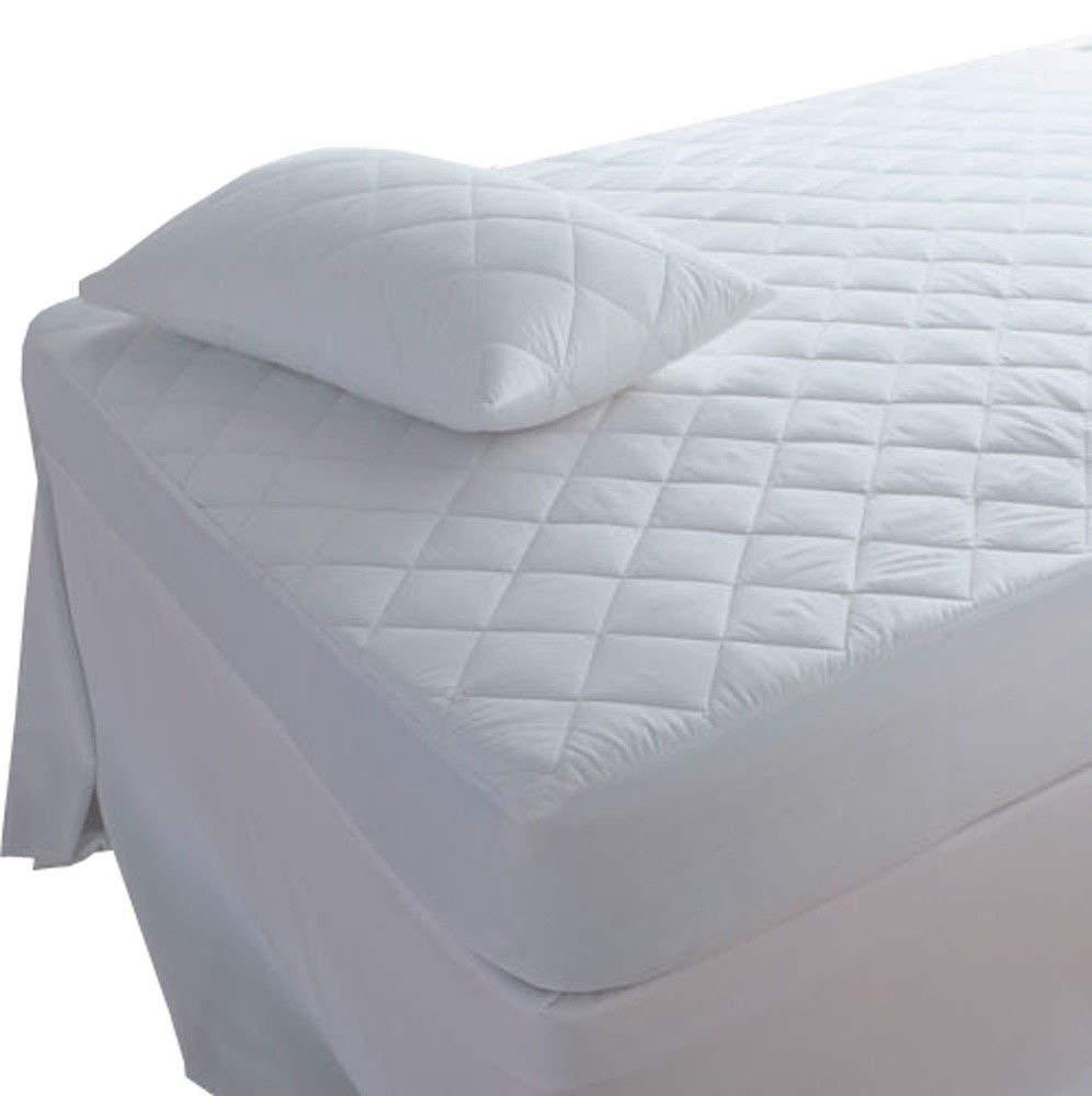 Protector de colchón acolchado Highliving®, extra profundo: 30 cm, varios tamaños, Pillow Protector Pair (48 × 78 cm): Amazon.es: Juguetes y juegos