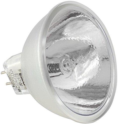 Eiko ELH/5 Dichroic Reflector Light Bulb, 125V 300W MR16 GY5.3 Base (Dichroic Reflector)