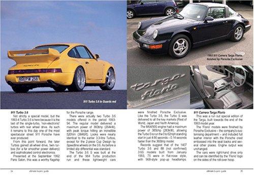 Porsche 911 Carrera, Turbo and RS 964 Ultimate Buyers Guide: Amazon.es: Peter Morgan: Libros en idiomas extranjeros
