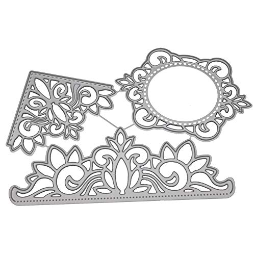 - Metal Cutting Dies Stencils DIY Scrapbooking Embossing Album Paper Card Craft Decor (set2155)