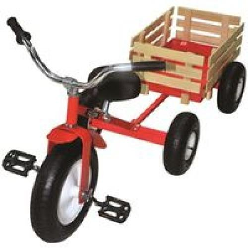 NORTH AMERICAN TOOL 53498 Trike/Wagon Combo by North American Tool (Image #1)