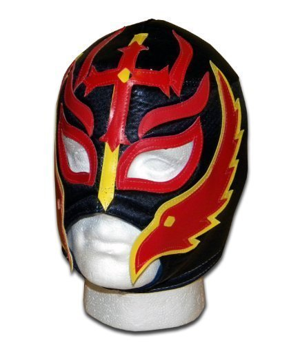 Fils du Diable masque catch mexicain Adulte Lucha fogu Luchadora