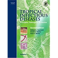 Tropical Infectious Diseases: Principles, Pathogens, Practice, 2-Volume Set with CD-ROM