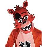 Rubie's Five Nights at Freddy Foxy del Niño de la Mitad Máscara