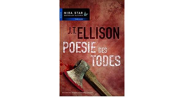 Die Gedichte des Todes, Thriller (German Edition)