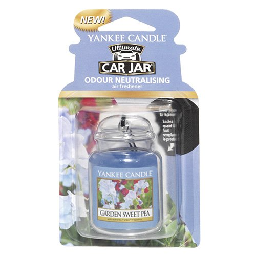 Yankee Candles Car Jar Ultimate - Garden Sweet ()