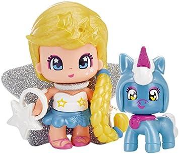 Pinypon- Estrella con Mascota, Pack D (Famosa 700014276): Amazon ...