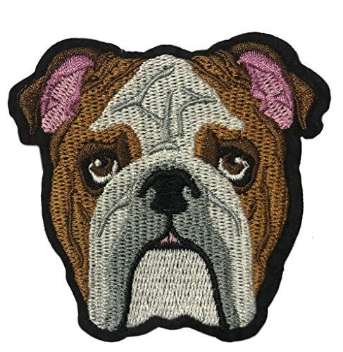 large bulldog patch - 9