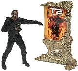 McFarlane Movie Maniacs Series 4 T2 Terminator 2 Judgment Day T800
