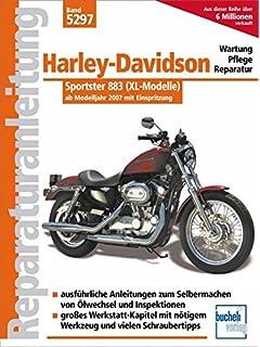 Bücher VertrauenswüRdig Haynes Handbuch Harley-davidson Sportster Reparaturanleitung/reparatur-handbuch Einfach Zu Reparieren
