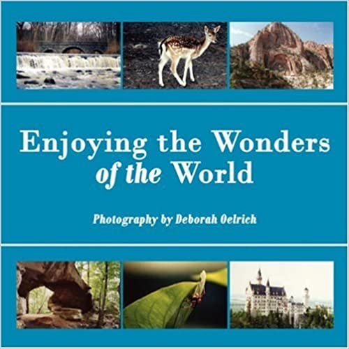 Book Enjoying the Wonders of the World by Deborah Oelrich (2007-04-20)