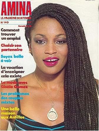 Amina magazines for Eminza magasin