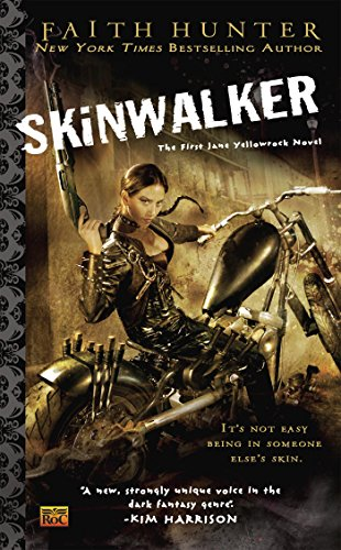 Skinwalker (Jane Yellowrock, Book 1) cover