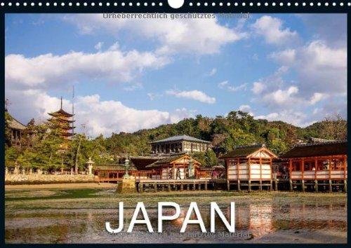 Japan (Wandkalender 2014 DIN A3 quer): Impressionen aus dem Land der aufgehenden Sonne (Monatskalender, 14 Seiten)