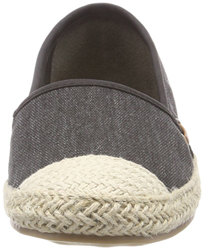 Nero Used Donna Black 24632 Tamaris Espadrillas z8wA8H
