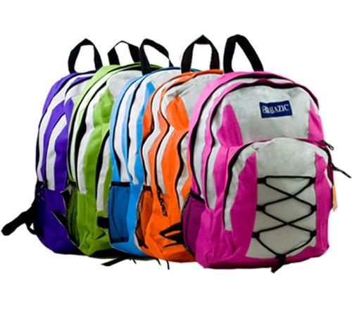 BAZIC Eclipse Backpack Inch Assorted