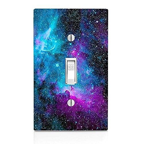 Good Nebula Galaxy Design Print Image Light Switch Plate