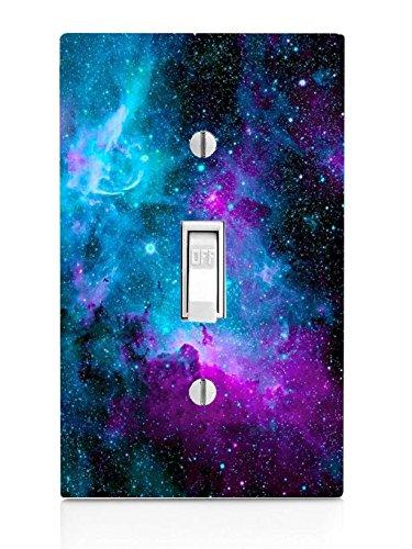 Amazoncom Nebula Galaxy Design Print Image Light Switch Plate