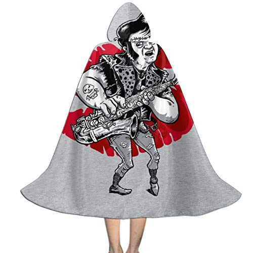 Rocky Horror Picture Show Eddie Unisex Hooded