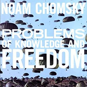 Problems of Knowledge and Freedom Hörbuch
