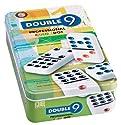 Miles Kimball Double Nine Domino Set