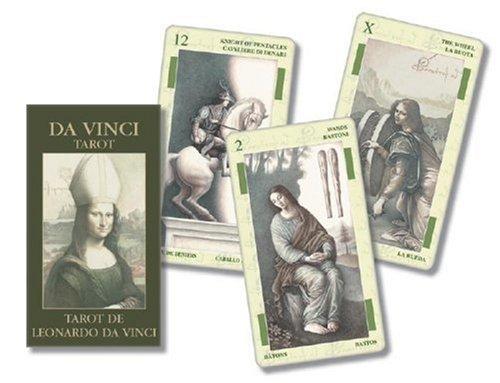 Da Vinci Tarot Mini - DaVinci Tarot Mini