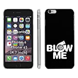 Mobiflare, Slim Clip-on Phone Case, for [iPhone 6 iPhone 6s [4.7-inch]] - Keep Calm and Kiss Me