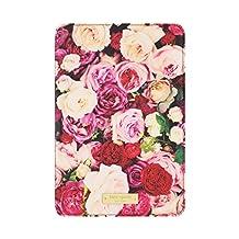 kate spade new york Designer Folio Hardcase for iPad mini 4, Photographic Roses (KSIPD-014-PR)