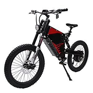 51GGJX6iqiL. SS300 Exclusive Customized FC-1 Powerful Electric Bicycle eBike Mountain 48V 1500W Motor with 48V 37.5AH Li-Ion Battery