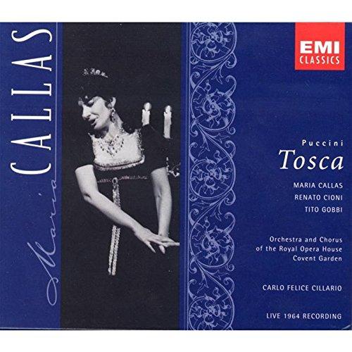 Puccini: Tosca (complete opera live 1964) with Maria Callas, Tito Gobbi, Carlo Felice Cillario, Orchestra & Chorus of the Royal Opera House, Covent Garden by EMI Classics