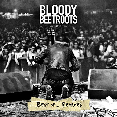 etienne de crecy - funk the bloody beetroots remix