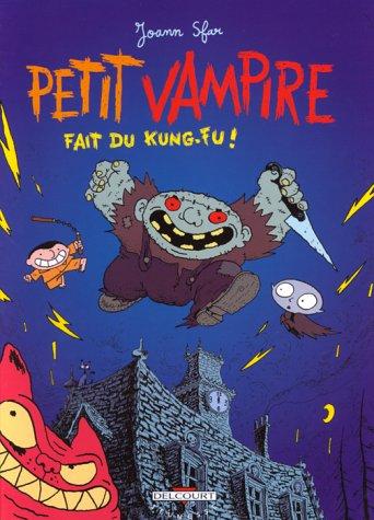 Petit vampire n° 2 Petit Vampire fait du kung-fu !