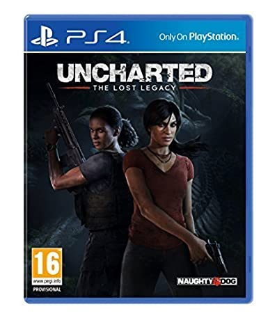uncharted 5 ps4 gameplay