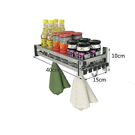 Colgador de Cocina para Cocina en Rack Colgador de microondas en ...