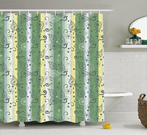 Yellow Asian Fabric - 7