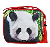 8'' 3D FOAM PANDA LUNCH PACK, Case of 12