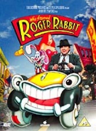 Who Framed Roger Rabbit Special Edition DVD 1988: Amazon.co.uk: Bob ...