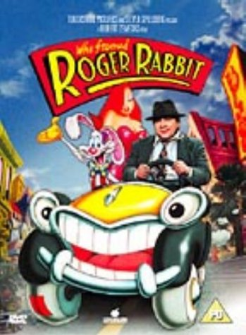 who framed roger rabbit special edition dvd 1988 amazoncouk bob hoskins christopher lloyd joanna cassidy charles fleischer stubby kaye alan tilvern