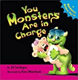 img - for You Monsters Are in Charge: A Boisterous Bedtime Pop-Up book / textbook / text book